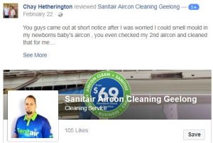 Sanitair Air Con cleaning Geelong