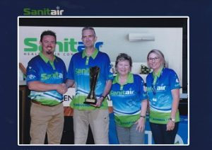 Sanitair National Winner 2016 John Fleayweb
