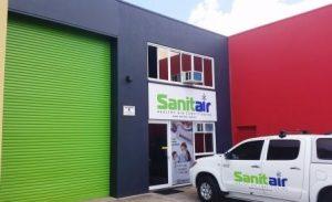 Sanitair Head Office s