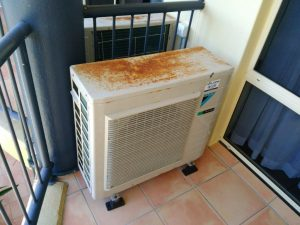 Sanitair Enhanced Corrosion Protection