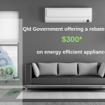 Queensland Government Energy Efficient Appliance Rebate