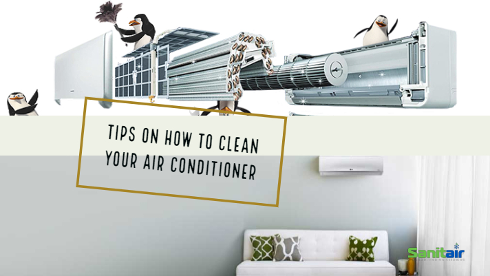 Air Conditioning Clean Archives - Sanitair